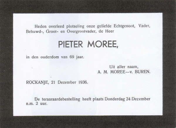 Pieter Moree